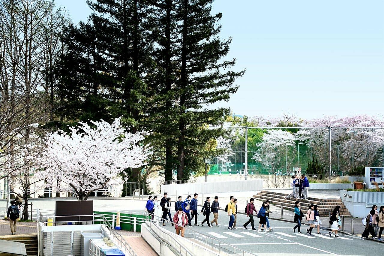 "<span style=""color: #999999;""> Student life at Osaka University</span>"