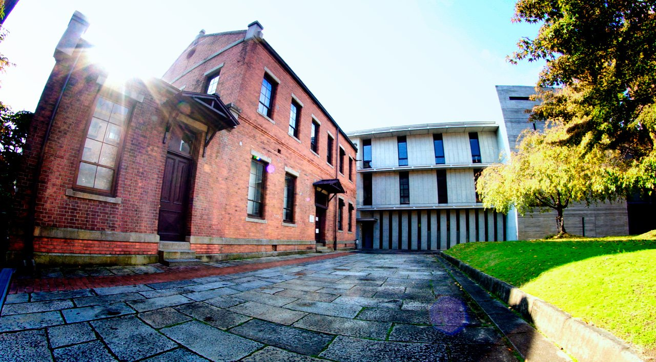 """<span style=""""color: #999999;""""> Old Library at the Center of Southeast Asia Studies, Kyoto University</span>"""